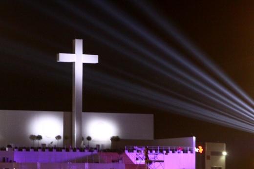 [:pl]Droga Krzyżowa z Ojcem świętym w Krakowie[:]
