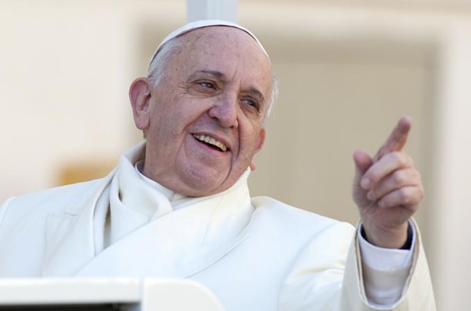 [:pl]Największą słabością papieża Franciszka są czekoladowe ciasteczka.[:]