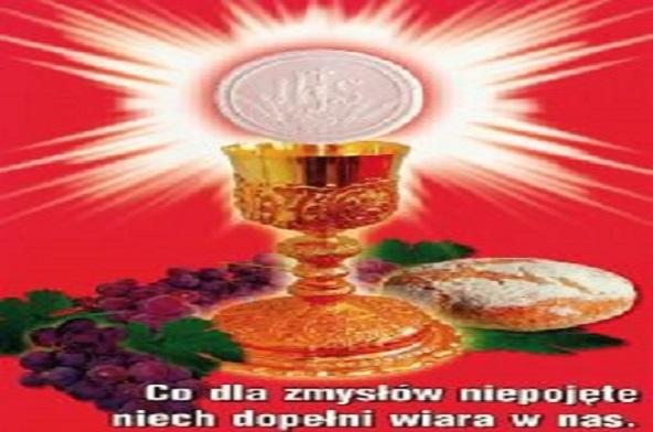 [:pl]Chleb z nieba. Czym dla mnie jest Eucharystia[:]
