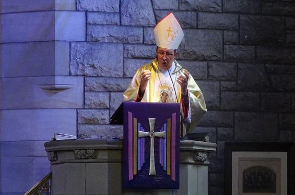 Homilie Biskupa