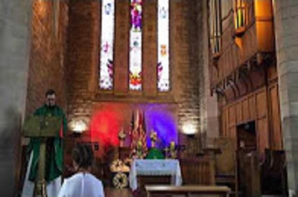 [:pl]Msza święta z Glasgow z błogosławieństwem dzieci[:]