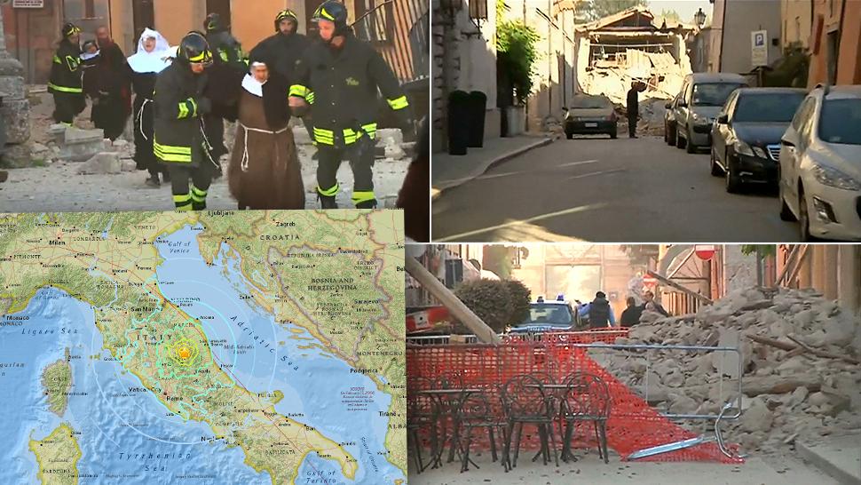 [:pl]Wielki dramat w Italii zapowiedzią jeszcze większej tragedii ?[:]