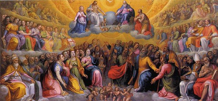 Uroczystość Wszystkich Świętych 01.11.2018