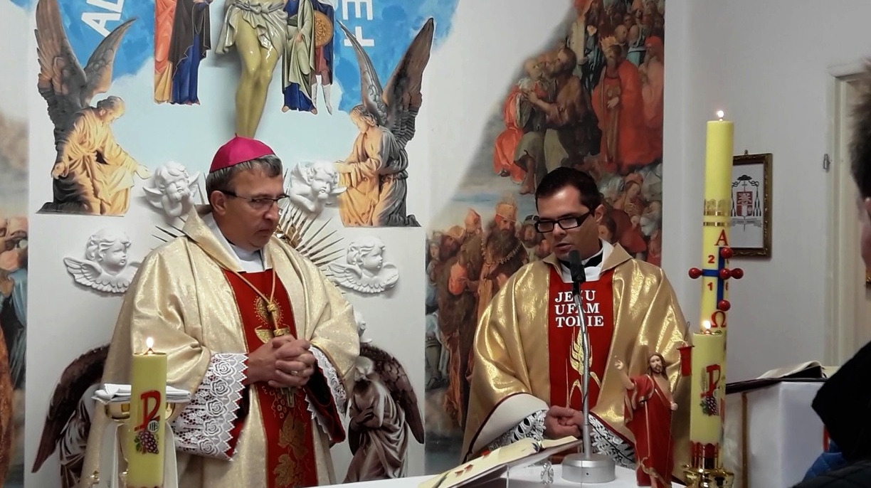 [:pl]Uroczystości odpustowe w parafii w Wieluniu[:]