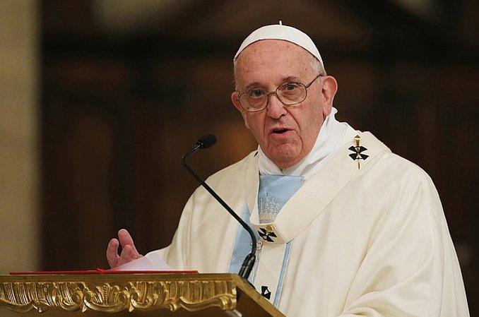 Osiemdziesiąta druga rocznica urodzin ojca świętego Franciszka