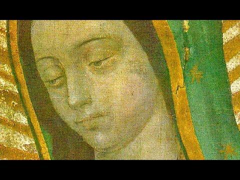 Co kryją oczy Matki Bożej z Guadalupe?