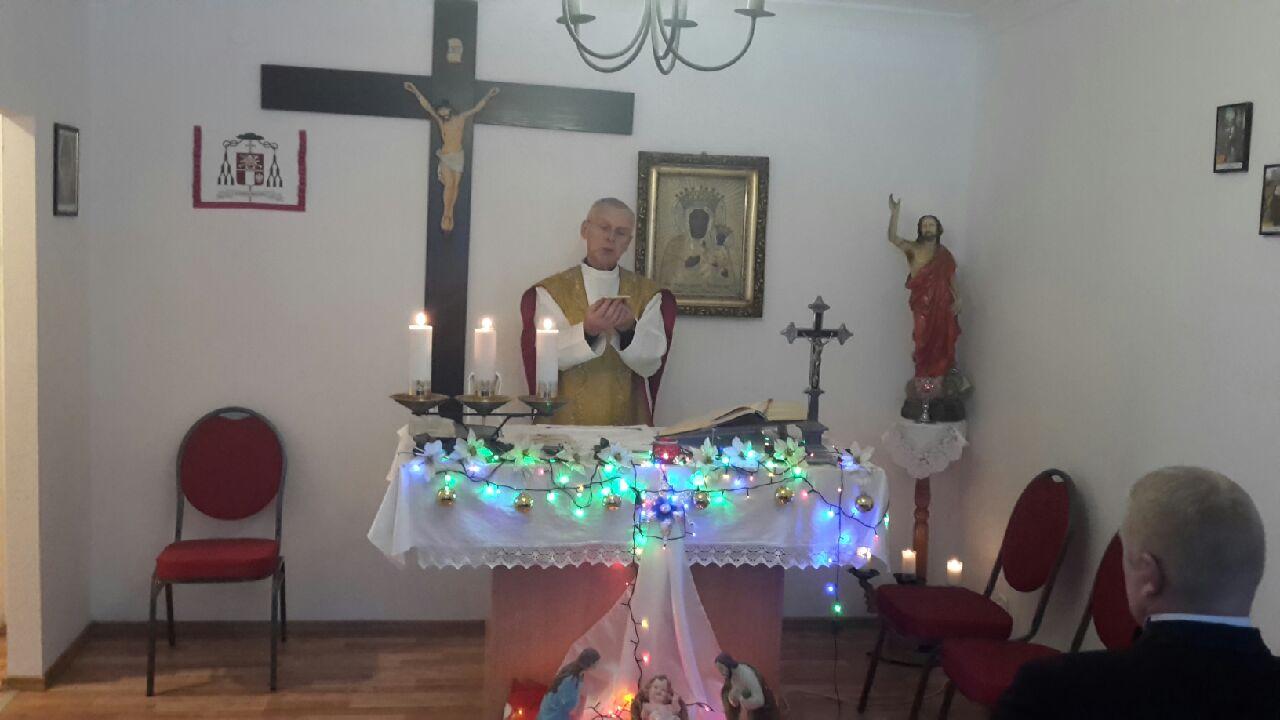 [:pl]Spotkanie modlitewne w Parafii w Warszawie[:]