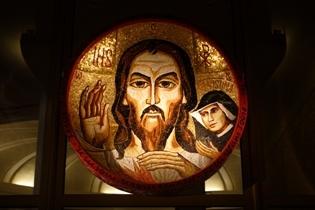 Msza święta w niedzielę miłosierdzia Bożego 23 kwietnia 2017