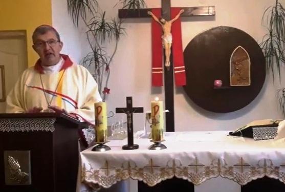Homilia księdza Biskupa - niedziela Dobrego Pasterza
