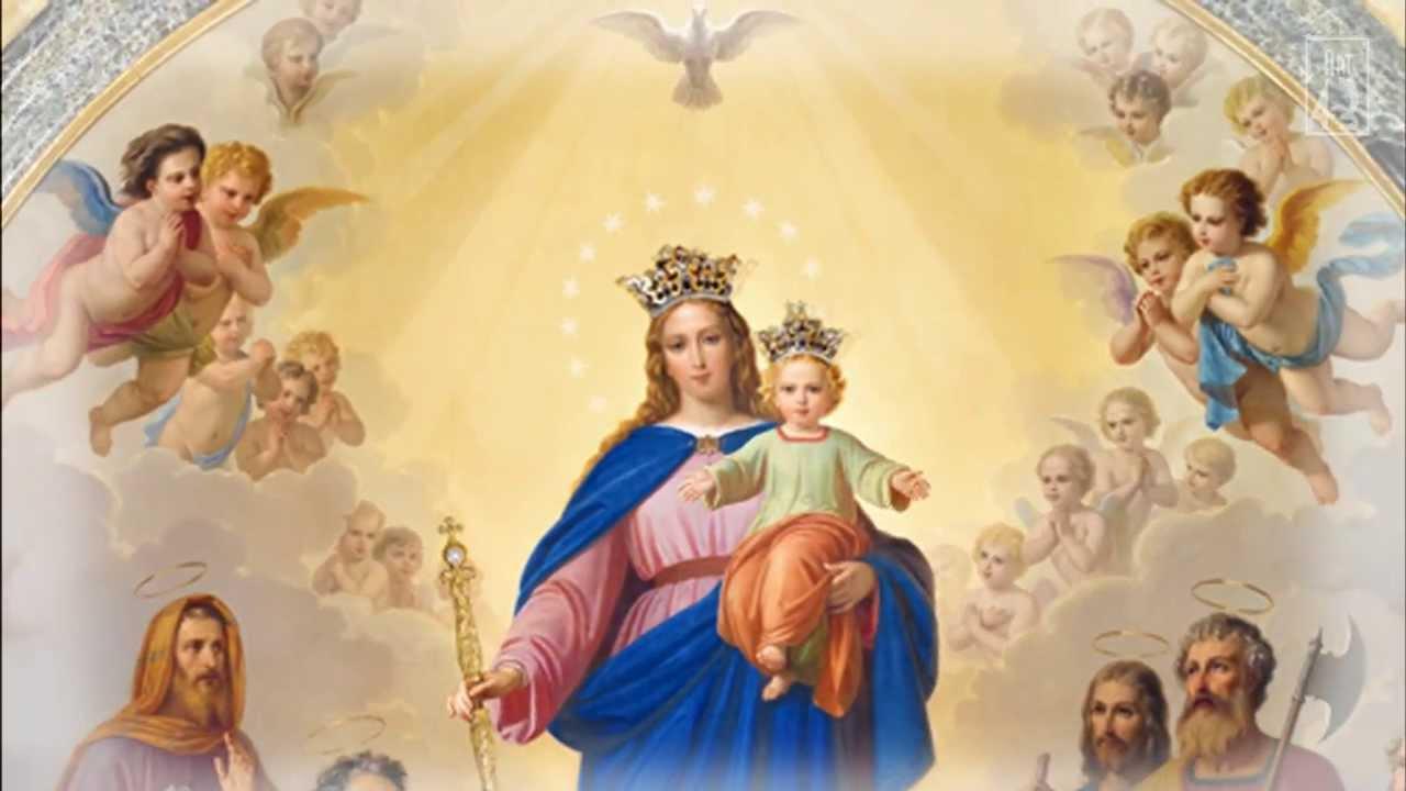 Najświętszej Maryi Panny Wspomożycielki wiernych 24 maja
