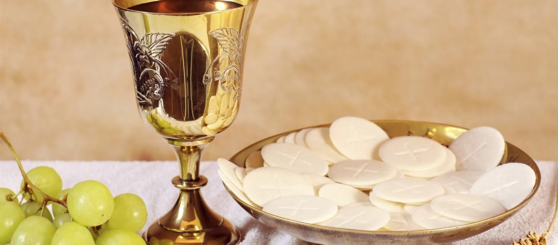 Zarządzenie dotyczące chleba i wina  do sprawowania Najświętszej Eucharystii