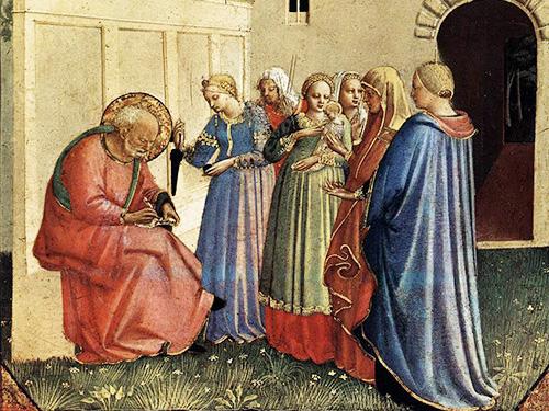 Narodzenie świętego Jana Chrzciciela 24 czerwca 2021r.