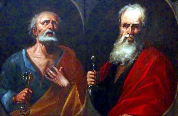 Uroczystość Świętych Apostołów Piotra i Pawła - 29 czerwca 2021