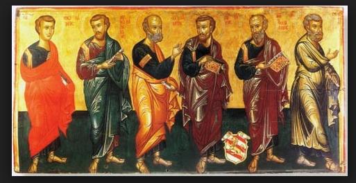 Sukcesja apostolska , nasze wspólne korzenie