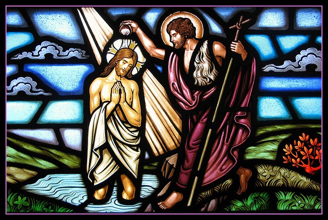 Wakacyjnie o sakramentach świętych - sakrament Chrztu świętego znakiem obdarowania przez kochającego Boga