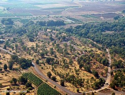 Odnaleziono wioskę Uczniów Jezusa - wioskę Apostołów