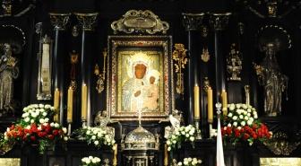 Uroczystość Matki Bożej Częstochowskiej - Czarna Madonna 26 sierpnia
