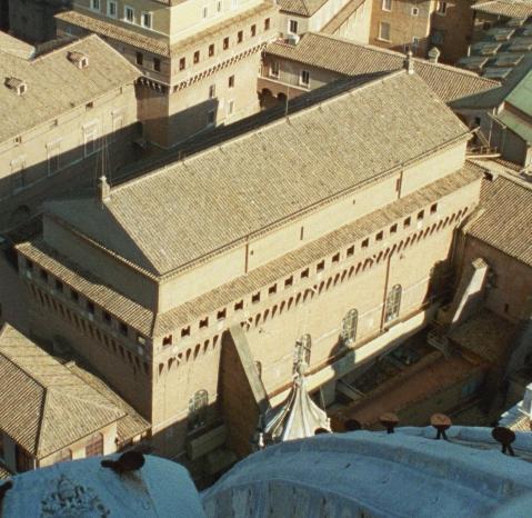 534 rocznica otwarcia najsłynniejszej kaplicy świata - kaplica Sykstyńska fakty nieznane.