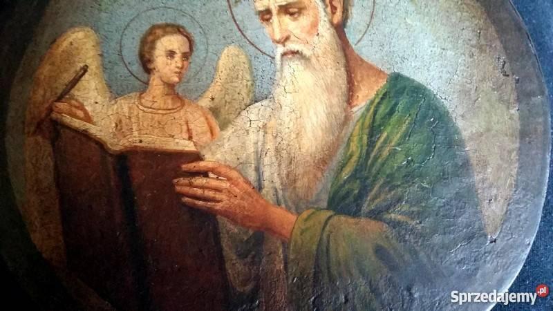Święty Mateusz Ewangelista