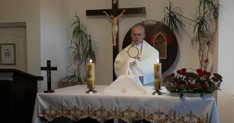 Nabożeństwo Różańcowe -  niedziela 08.10.2017