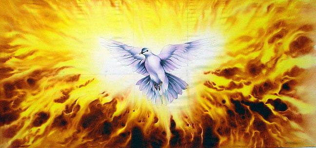 Czwarty dzień nowenny do Ducha Świętego -01 .10.2017