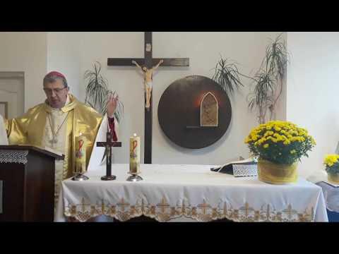 Msza święta w uroczystość Wszystkich Świętych
