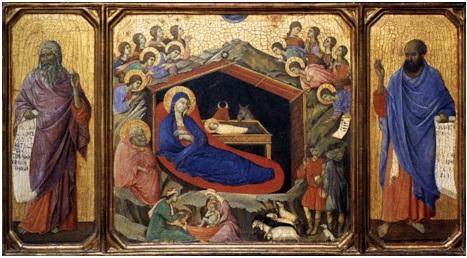 Pasterka - Boże Narodzenie 2017 r. msza święta z kaplicy biskupiej Najświętszego Sakramentu (transmisja na żywo ) 22.00