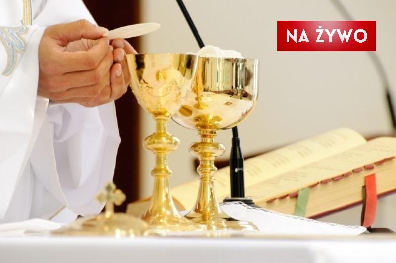 Msza święta niedzielna 17 czerwca 2018 r. godz. 11.00