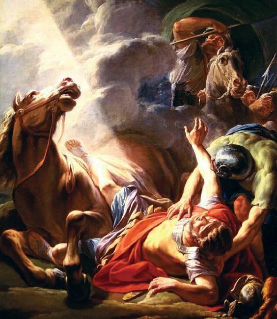 Nawrócenie świętego Pawła 25 stycznia