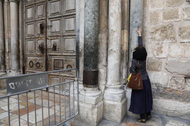 Poważny problem w Jerozolimie