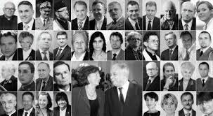 Dziewiąta rocznica katastrofy Smoleńskiej 10.04.2019