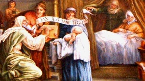 Dwunasta Niedziela Zwykła 24 czerwca 2018 r.  Uroczystość Narodzenia świętego Jana Chrzciciela