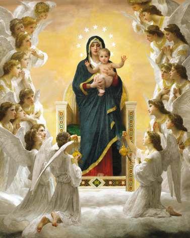 Święto Matki Bożej Anielskiej 02 sierpnia 2019