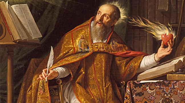 Święty Augustyn przykład mądrości płynącej z darów łaski  28.08.2018