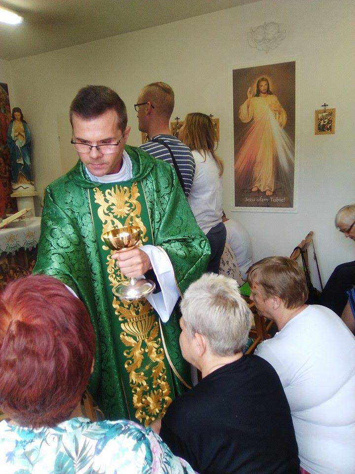 Msza święta w Wieluniu(09.09.2018)