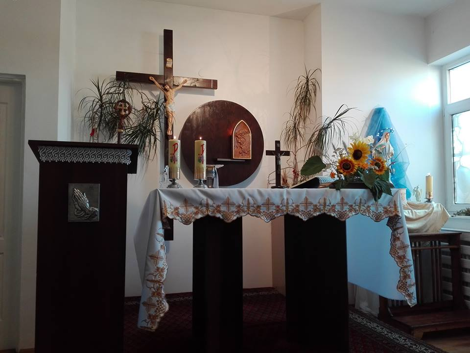 Msza święta - wspomnienie Matki Bożej Bolesnej (15.09.2018)