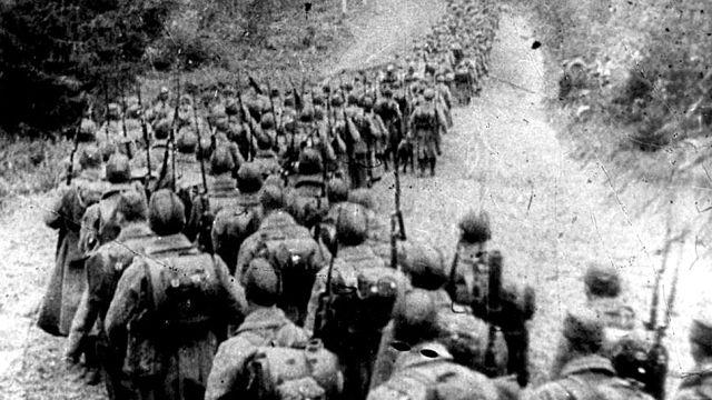80 rocznica agresji Rosji radzieckiej na Polskę (17.09.2018)