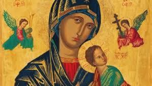 Nowenna do Matki Bożej Nieustającej Pomocy - środa 16 stycznia 2019