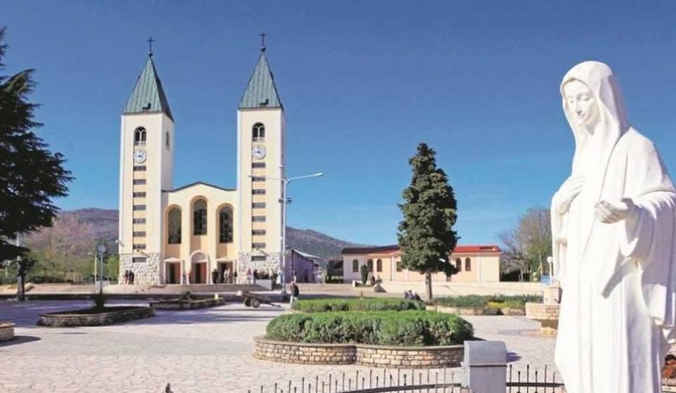 Ave Maria ... z Polski do Medjugorie