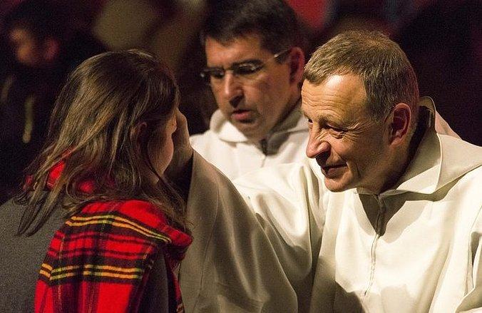 Brat Alois z Taizé na Synodzie: młodych przyciąga piękno wspólnej modlitwy (10.10.2018)