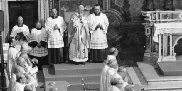 Historyczne słowo papieża Jana Pawła II do kardynałów elektorów (19.10.2018)