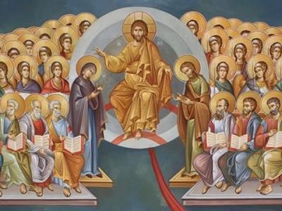 Msza święta - uroczystość Wszystkich Świętych 01 listopada godz. 11.00