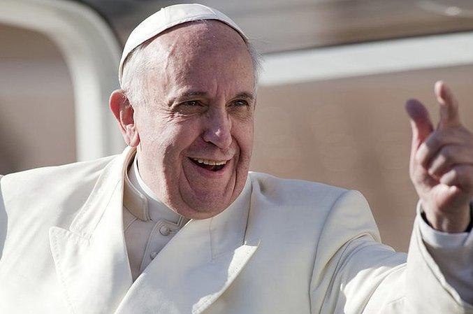 Papież Franciszek: świętość albo nic! Dajmy się sprowokować świętym(01.11.2018)