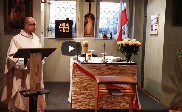 Uroczystość Chrystusa Króla w parafii Szczecin 25.11.2018