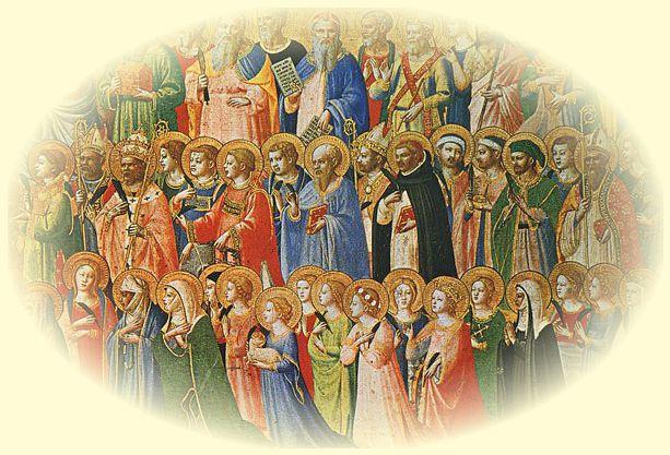 Wszyscy jesteśmy powołani, by być świętymi - uroczystość Wszystkich Świętych
