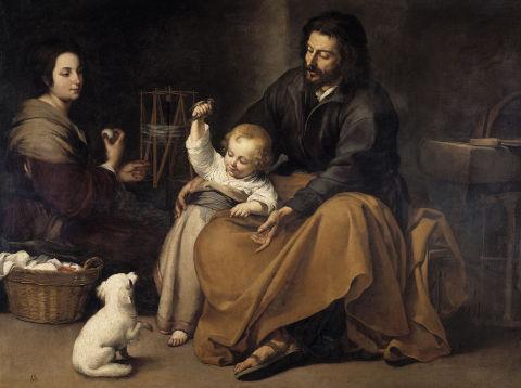 Bohater drugiego planu Bożego Narodzenia - święty Józef