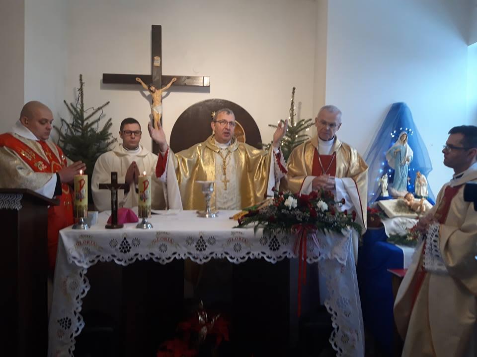 Msza święta święceń kapłańskich - 26 stycznia 2019 r. godz. 11.30