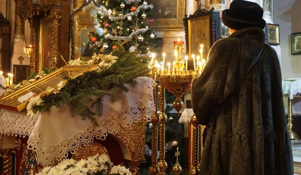 Prawosławne tradycje bożonarodzeniowe