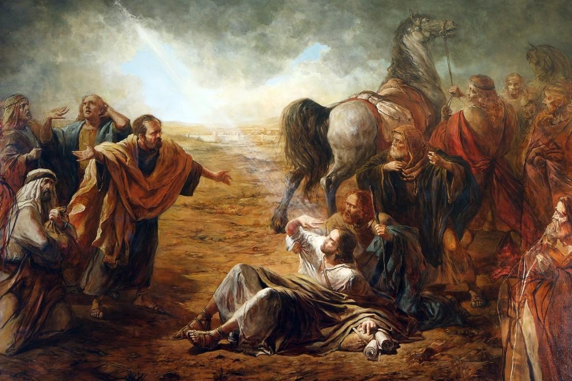 Święto Nawrócenia świętego Pawła 25 stycznia 2019