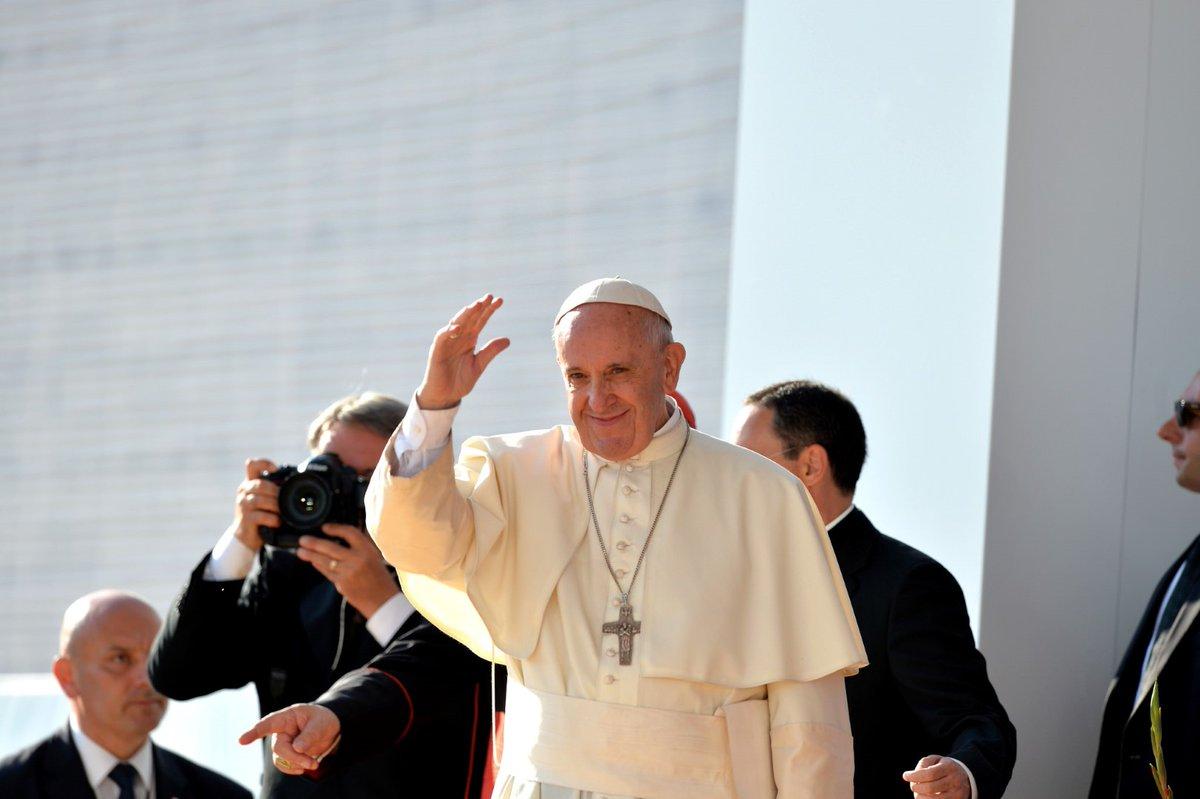 Papieskie orędzie na Światowy Dzień Pokoju 01 stycznia 2019